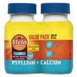 Metamucil + Calcium 50+ 2x120 Capsules Exclusive Size