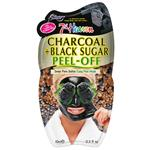 7th Heaven Charcoal and Black Sugar Peel Off Mask 10ml