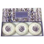 Florentino Soap Tuscan Lavender 3 Pack