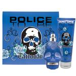 Police To Be Tattoo Art For Men Eau De Toilette 75ml 2 Piece Set