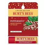 Burts Bees Holiday Limited Edition Peppermint Lip Balm
