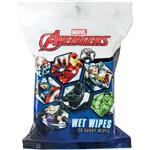 Avengers Wet Wipes 30 Pack