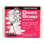 Goat Soap With Paw Paw 100g