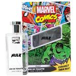 Marvel Comics Hulk Eau De Toilette 100ml Spray
