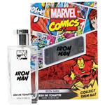Marvel Comics Iron Man Eau De Toilette 100ml Spray