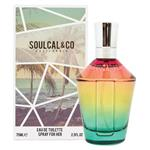 Soulcal & Co for Her Eau de Toilette 75ml Spray