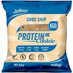 Justine's Choc Chip Protein Cookie 64g Online Only