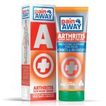 Pain Away Arthritis Pain Relief Cream 185g Tube Exclusive Size
