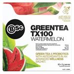 BSC Green Tea TX100 Watermelon 60 x 3g Serve