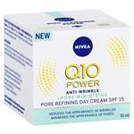 Nivea Q10 Power Day Cream Light SPF15 50ml