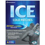 ICE Cold Patches 4 Pack