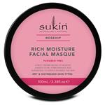 Sukin Rosehip Rejuvenating Facial Masque 100ml
