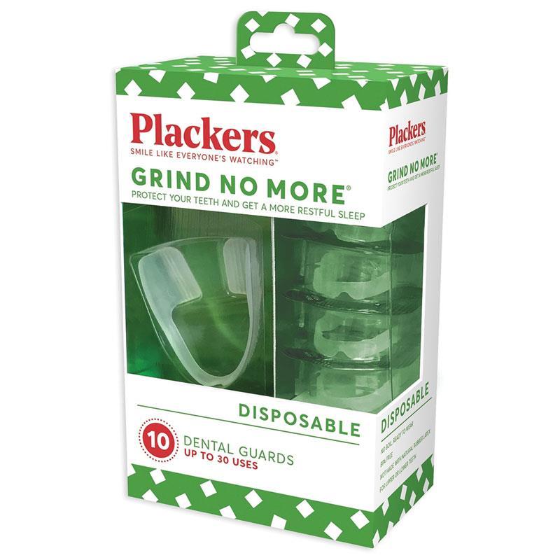 Buy Grind No More Dental Night Guards 10 Pack Online at
