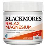Blackmores Relax Magnesium 187.5g Powder