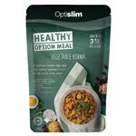 Optislim Healthy Option Meal Vegetable Bean Korma 300g