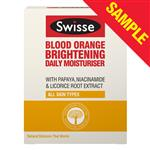 Sample: Swisse Blood Orange Brightening Daily Moisturiser