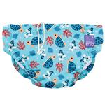 Bambino Mio Reusable Swim Nappy Turtle Bay (1-2 Years)