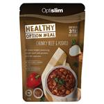 Optislim Healthy Option Meal Chunky Beef & Potato 300g