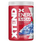 Xtend Energy + BCAA Blue Raspberry 30 Serves