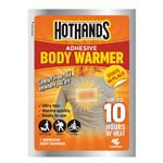 Hot Hands Body Warmer Adhesive 1 Piece