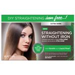 Kativa Hair Straightening Kit Extra Shine