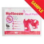 Sample: Hotteeze Heat Pads Large