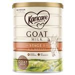 Karicare+ Goats Milk Infant Formula From Birth 0-6 Months 900g New