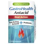 Naturopathica Gastrohealth Antacid Dual Action 20 Capsules