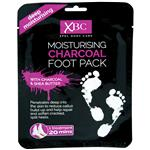Derma V10 Moisturising Foot Mask Charcoal