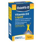 OsteVit-D Vitamin D3 Liquid 50ml