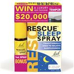 Rescue Sleep Spray 20ml With Bonus Rescue Remedy 7ml Liquid