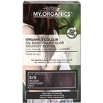 My Organics Organic Hair Colour 5/5 Mahogany Red