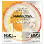Garnier Fructis 2 Step Coconut Oil Wonder Mask 30ml