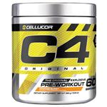 Cellucor C4 ID Orange 60 Serve Online Only