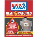 Pain Away Heat Patches Regular 2 Pack