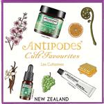 Antipodes Natural Vanilla Pod Day Cream Discovery Set