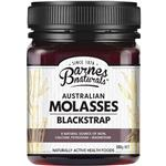 Barnes Naturals Australian Blackstrap Molasses 500g
