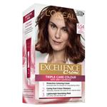 L'Oreal Excellence Creme 6.54 Light Copper Mahogany Brown Hair Colour