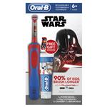 Oral B Kids Star Wars Gift Pack Vitality Power Toothbrush + Paste + GWP