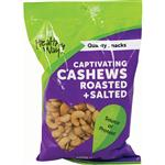 Healthy Way Captivating Cashews Roasted and Salted 400g