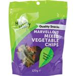 Healthy Way Marvelous Mixed Vegetable Chips 120g