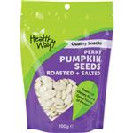Healthy Way Perky Pumpkin Seeds Roasted & Salted 200g