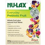 Nulax Everyday Prebiotic Fruit Block 560g