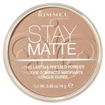Rimmel Stay Matte Pressed Powder 010 Warm Honey