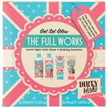 Dirty Works The Full Works Mini 4 Piece Set