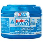 Pain Away Sub Zero Joint + Muscle Pain Relief Cold Cream 70g