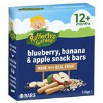 Raffertys Garden 12+ Months Fruit Snack Blueberry Banana & Apple 128g