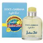 Dolce & Gabbana for Men Light Blue Pour Homme Italian Zest Eau de Toilette 125ml