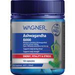 Wagner Ashwagandha 6000 120 Capsules