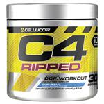 Cellucor C4 Ripped Icy Blue Razz 30 Serve